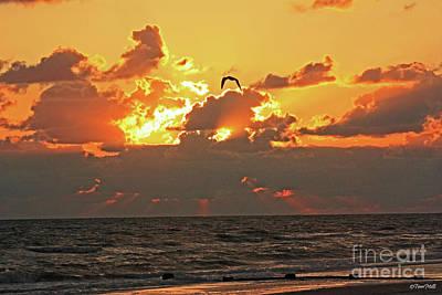 Sunset Splendor Poster