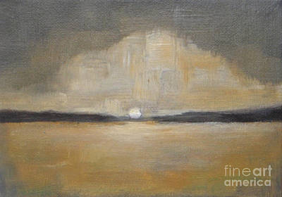 Sunset Poster by Vesna Antic