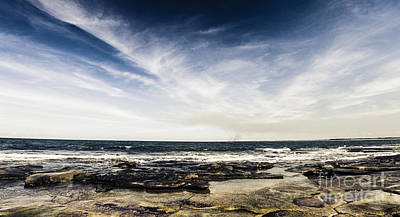 Sunshine Coast Landscape Poster by Jorgo Photography - Wall Art Gallery