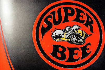 Super Bee Poster
