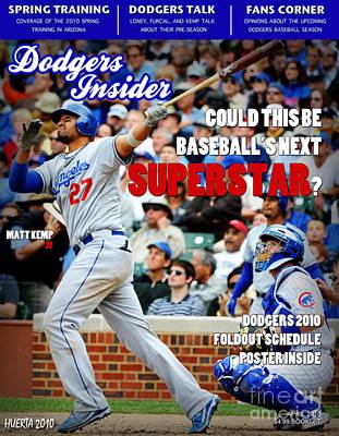 Superstar Kemp Poster by JHuerta
