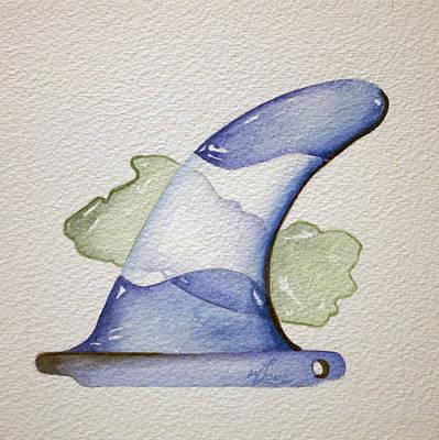 Surf El Salvador Poster by William Love