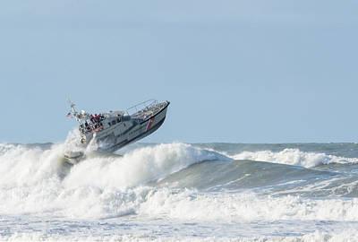 Surf Rescue Boat V2 Poster