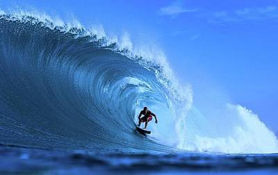 Poster featuring the photograph Surfer Boy by Movie Poster Prints