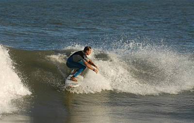 Surfing 126 Poster