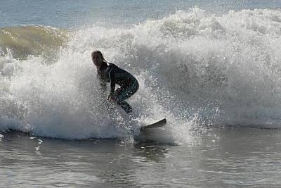 Surfing 33 Poster by Joyce StJames