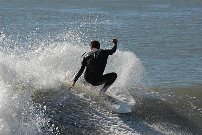 Surfing 36 Poster by Joyce StJames
