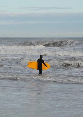 Surfing 42 Poster by Joyce StJames