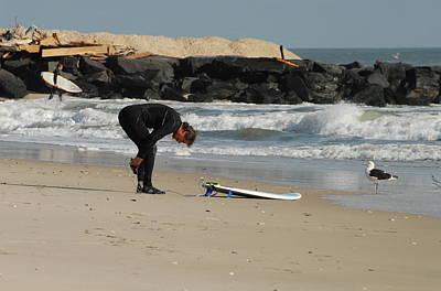 Surfing 43 Poster by Joyce StJames