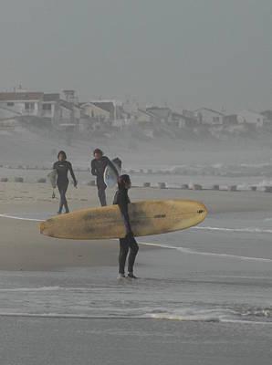 Surfing 63 Poster by Joyce StJames