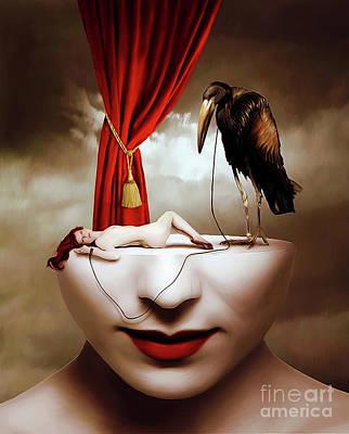 Surreal Art Hh09 Poster