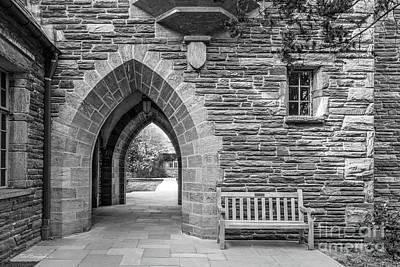 Swarthmore College Bond Hall Poster