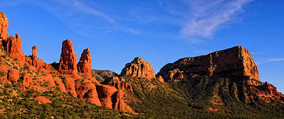 Sweeping Sedona Poster