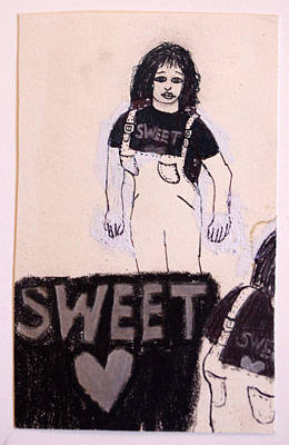 Sweet Heart Poster by William Douglas