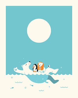 Swimming Lessons 1 Poster