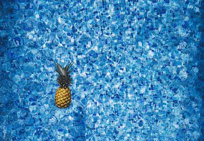 Swimming Pool Days Poster