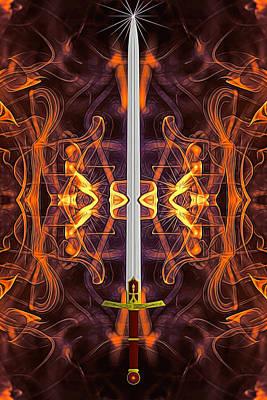 Sword Of Tomorrow Poster