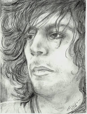 Syd Barrett Poster by Alison Hayes