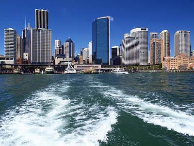 Sydney Circular Quay Poster