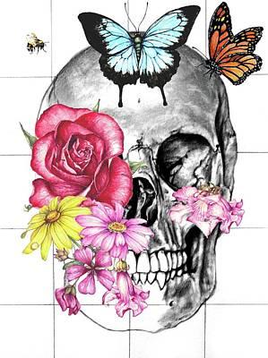 Symbol Of Change 2 Poster by Heidi Kriel