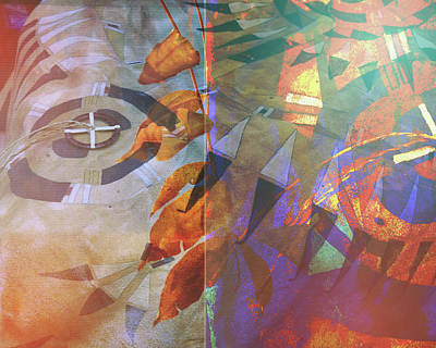 Symbolism No. 5 Poster by Toni Hopper