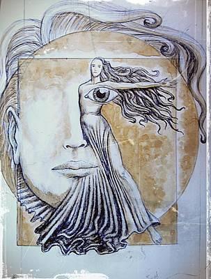 Symmetry Poster by Paulo Zerbato