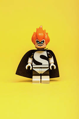 Syndrome Poster by Samuel Whitton