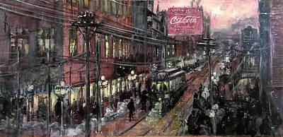 Syracuse New York Historical Poster