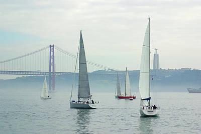 Tagus Sailing Poster