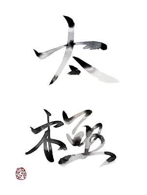 Tai Chi Poster by Oiyee At Oystudio