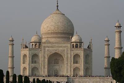 Taj Mahal Poster by Andrei Fried