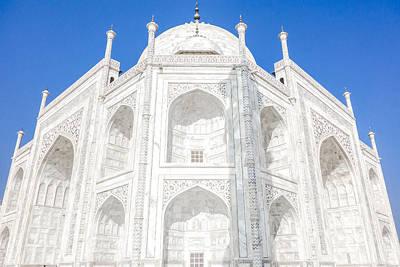 Taj Mahal Poster by Brent Parkins