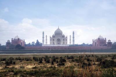 Taj Mahal - India Poster by Joana Kruse