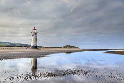 Talacre Beach - Wales Poster by Joana Kruse