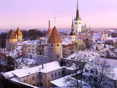 Tallinn Poster