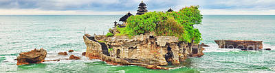 Tanah Lot Poster by MotHaiBaPhoto Prints