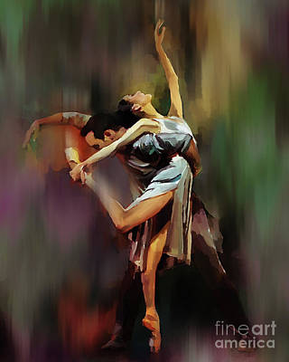 Tango Dance 9910 Poster