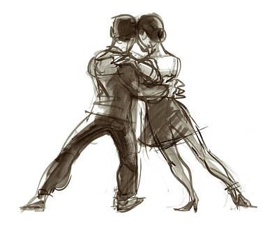 Tango Triangle Poster