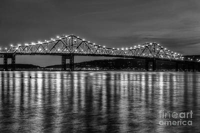 Tappan Zee Bridge Twilight IIi Poster