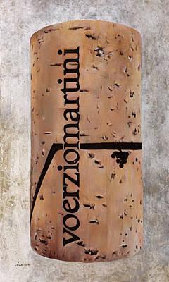 Tappo Voerziomartini Poster by Danka Weitzen