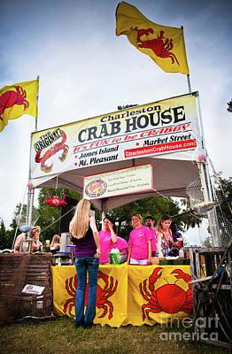 Taste Of Charleston Poster