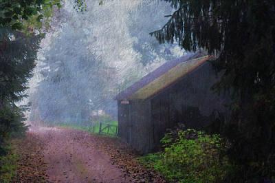 Tavastian Landscape Poster
