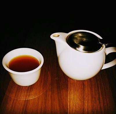 Tea-juana Poster