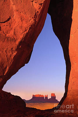Teardrop Arch Poster by Henk Meijer Photography