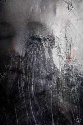 Tears Of Ice Poster by Gun Legler