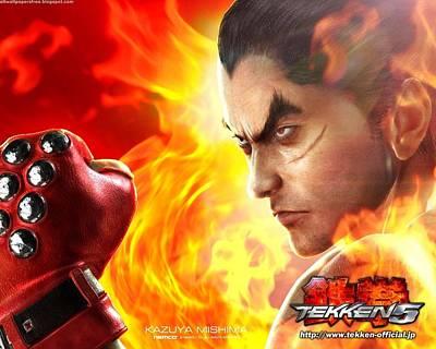 Tekken 5 Posters | Fine Art America