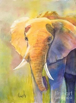 Tembo Poster by Mohamed Hirji