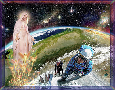 Temptation Of Saint Swarun Poster