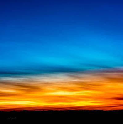 Ten Past Sunset Poster