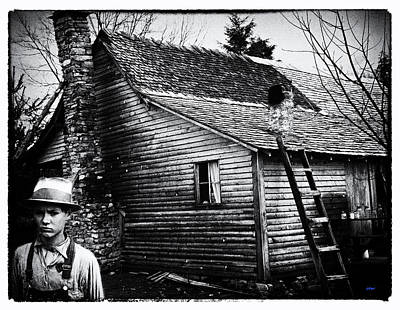 Tennessee Farm Boy Poster